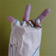 photo of glove puppet1:step4
